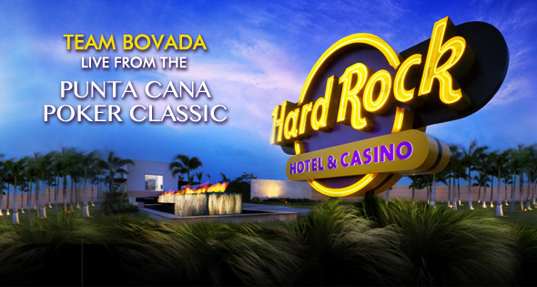 Bovada $5,500 Punta Cana Poker Classic Qualifiers Now Open thumbnail