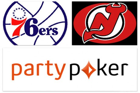 Party Poker Inks Marketing Deal With Devils and 76ers thumbnail