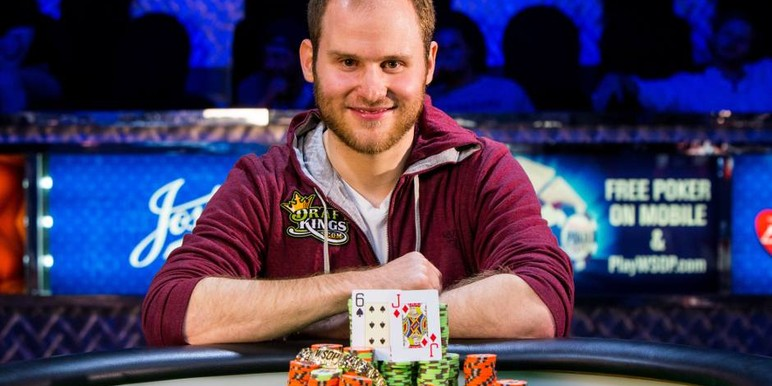 Canadian Sam Greenwood Wins 2015 WSOP No-Limit Hold'em Event thumbnail