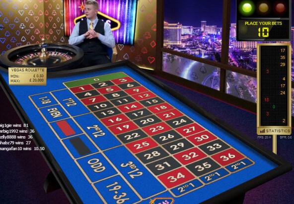 Most Popular Types of Live Roulette Online thumbnail